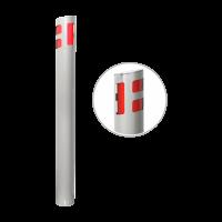 Бетонируемый парковочный столбик (хай-тек)