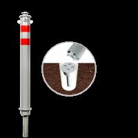 Съемный парковочный столбик (город) СМГС-1
