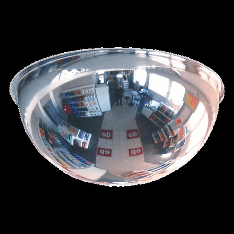 Зеркало купольное для помещений