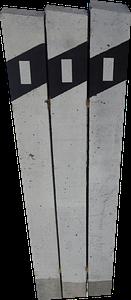 Железобетоннный сигнальный столбик С1, СС1